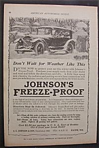 1919  Johnson's  Freeze  Proof (Image1)