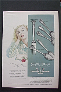 1951 Wallace Sterling with Woman Day Dreaming  (Image1)