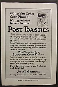 1920  Post  Toasties (Image1)