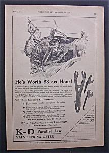 1924  K - D  Valve  Spring  Lifter (Image1)