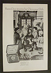 1926  Elgin  Watches  with  Santa (Image1)