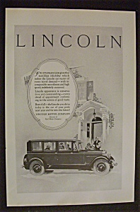 1926   Lincoln (Image1)