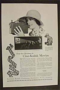 1926  Cine - Kodak  Movies (Image1)