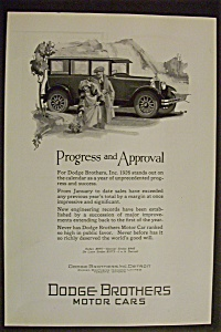 1926  Dodge  Brothers  Motor  Cars (Image1)