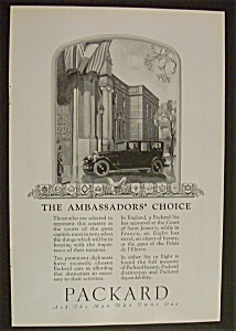 1926 Packard with the Ambassadors' Choice (Image1)