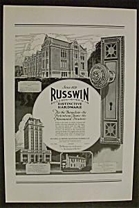 1926  Russwin  Hardware (Image1)