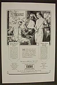 1926  B. V. D.  Underwear (Image1)