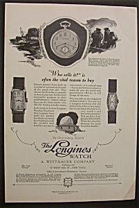 1926 Longines Watch