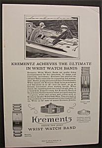 1929  Krementz  Wrist  Watch  Band (Image1)