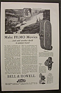 1929  Bell & Howell  Filmo (Image1)