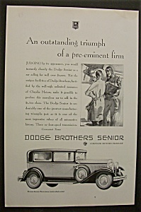 1929 Dodge Brothers Senior