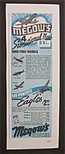 1940  Megow's  Models (Image1)