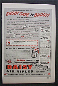1946 Daisy Air Rifles