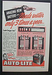 1946  Auto  Lite  Battery (Image1)