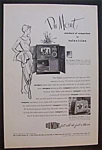 1949   Du  Mont  Television (Image1)