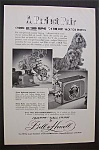 1949  Bell  &  Howell  Filmo (Image1)