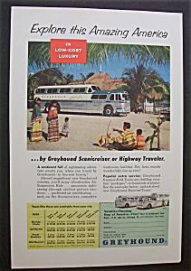 Vintage Ad: 1955 Greyhound (Image1)
