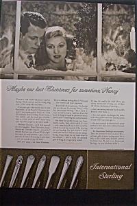 1942 International Sterling w/ Man & Woman  (Image1)
