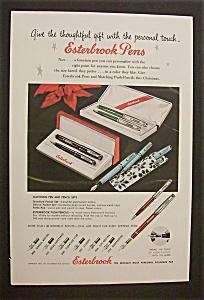 1955  Esterbrook  Fountain  Pens (Image1)