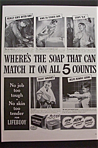 1943 Lifebuoy Health Soap (Image1)