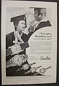 1955 Hamilton Watches