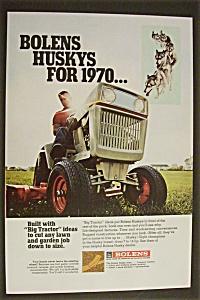 1970  Bolens  Big  Tractor (Image1)