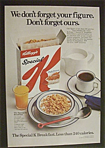 1970  Kellogg's  Special  K  Cereal (Image1)