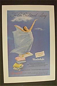 Vintage Ad: 1956 Springfield Blankets (Image1)