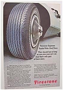 Vintage Ad: 1970  Firestone  Tires (Image1)