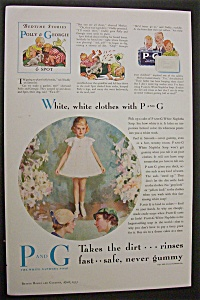 1933  P & G  The  White  Naphtha  Soap (Image1)