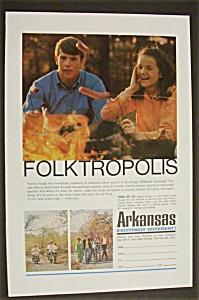 Vintage Ad: 1970 Arkansas (Image1)