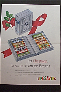 1949 Lifesavers with Album of Favorites For Christmas  (Image1)
