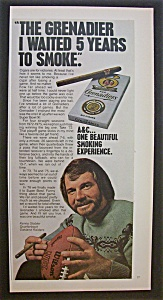 1978 A & C Grenadiers With Kenny Stabler
