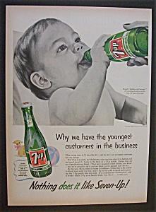 Vintage Ad: 1955  7  Up (Image1)
