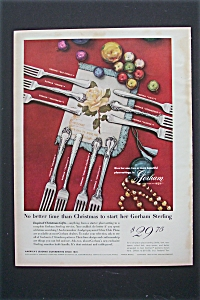 1952 Gorham Sterling with Many Different Syles (Image1)