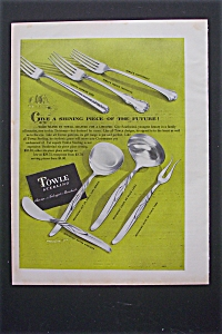 1952 Towle Sterling with Many Different Styles (Image1)