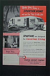 1952 Spartan Homes with How You Can Make Your Home (Image1)