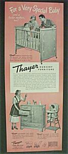 1950  Thayer  Nursery  Furniture (Image1)