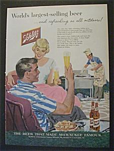 1956  Schlitz  Beer (Image1)