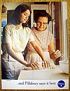 Vintage Ad: 1966 Pillsbury (Image1)