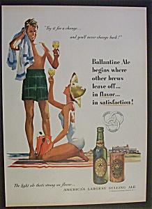 1951  Ballantine  Ale (Image1)