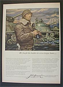 Vintage Ad: 1956 John Hancock Ins. by Stevan Dohanos (Image1)