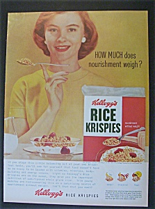 1956 Kellogg's Rice Krispies