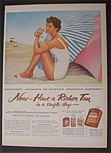 Vintage Ad: 1956 Skol (Image1)