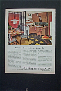 1952 Armstrong's Linotile with a Kitchen (Image1)