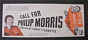 1951  Philip  Morris  Cigarettes (Image1)