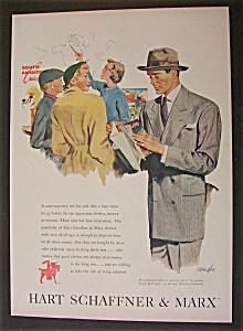 1950  Hart  Schaffner  &  Marx  Clothing (Image1)