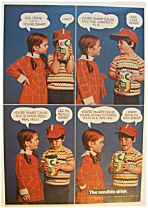 Vintage Ad: 1971 Hi C Apple Drink