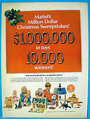 1967 Mattel Toys with Mrs. Beasley, Baby Hungry & More (Image1)