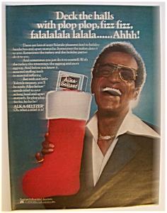 1979 Alka Seltzer with Sammy Davis Jr. (Image1)